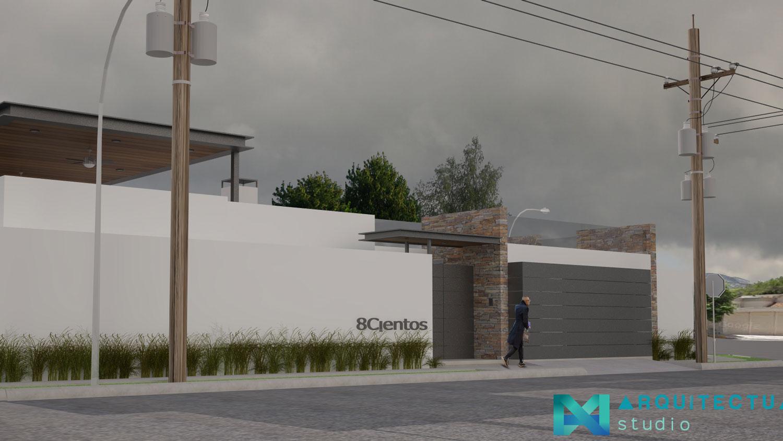 Casa Anáhuac 01 - ArquitectualStudio - arquitectualstudio.com